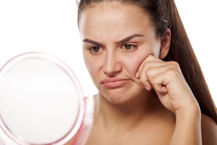 درمان لاغری صورت