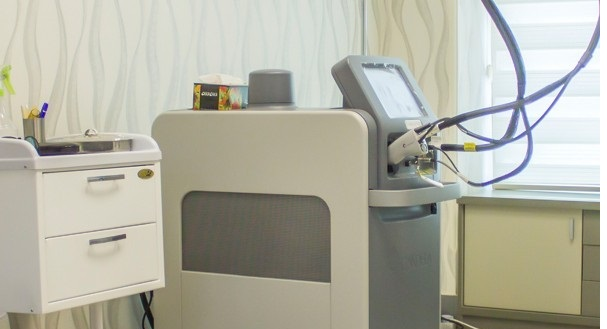 دستگاه لیزر الکس