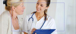 مشاوره با پزشک قبل از عمل جراحی پروتز سینه
