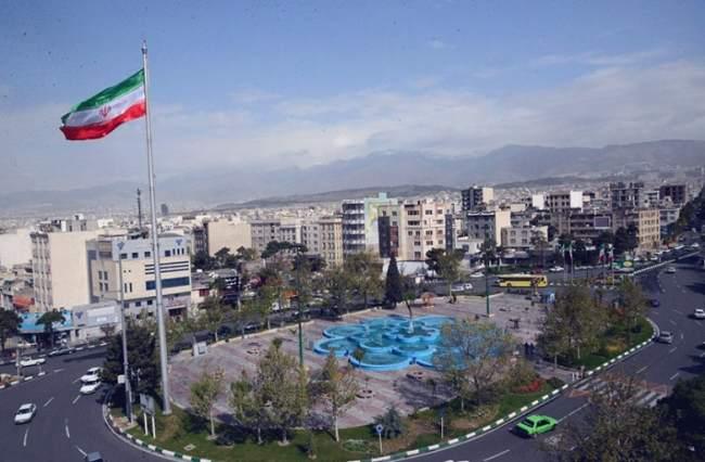 شرق تهران تهرانپارس