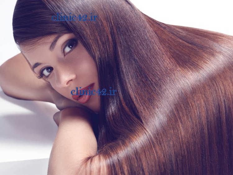 تقویت و درخشندگی موی سر