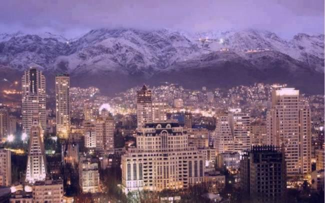تهران و شمال تهران