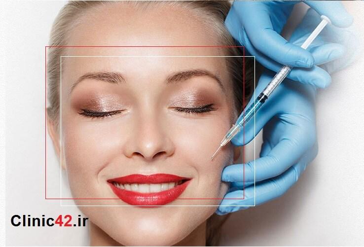 بوتاکس و تزریق ژل ،یکی از بهترین خدمات  کلینیک زیبایی پونک